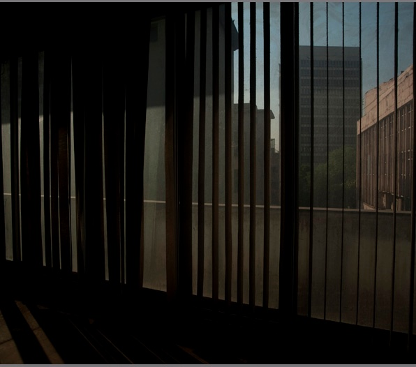 """once use to be a posh office space..Documented an undisclosed""""disputed"""" building in Connaught Place in New Delhi 2012"""