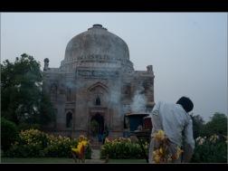 in Lodhi Garden, New Delhi