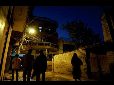 in Mehrauli village