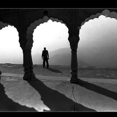 Rajasthan, 2002. B&W Kodak 400 asa film