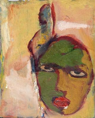 oil on film, 2004