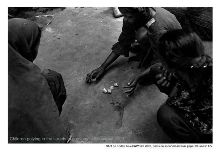 children on streets