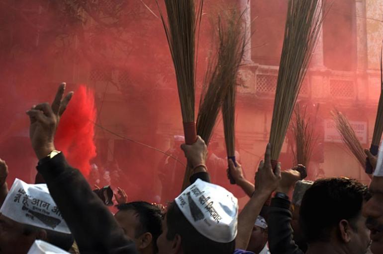 Delhi assemply elections