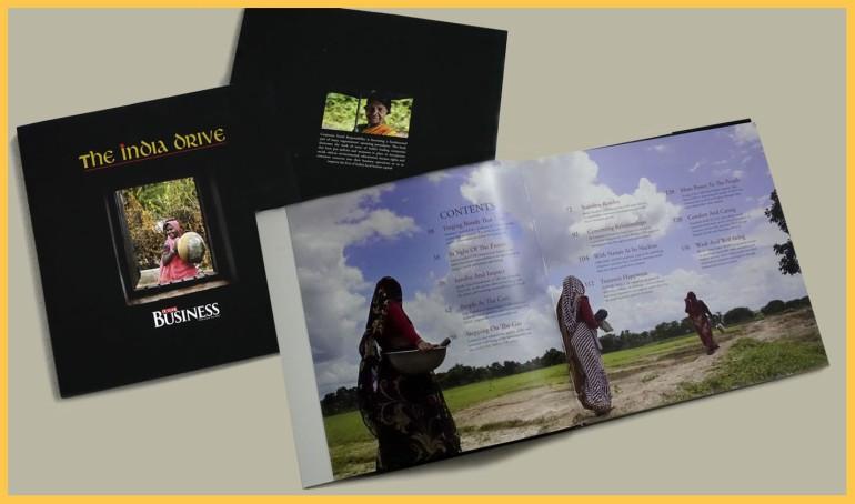 Coffee Table Books Gireesh GV - Coffee table book printing india